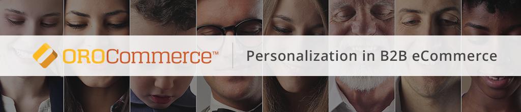 B2B Personalization in eCommerce