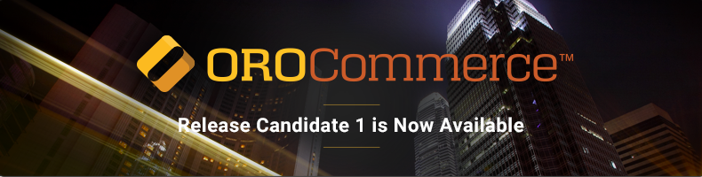 orocommerce-release-candidate-1