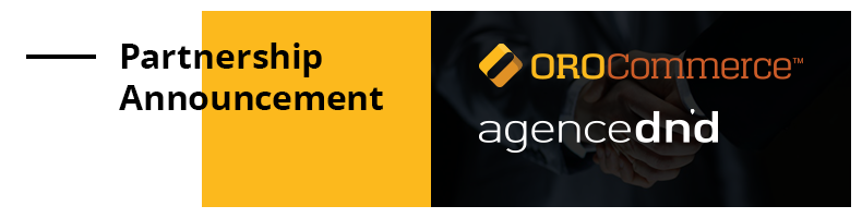Oro partners with agence DnD