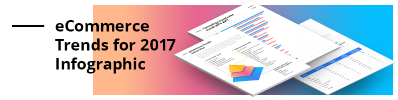 eCommerce Trends for 2017 infographic