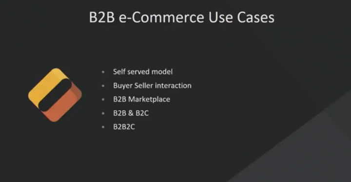 b2b commerce use cases