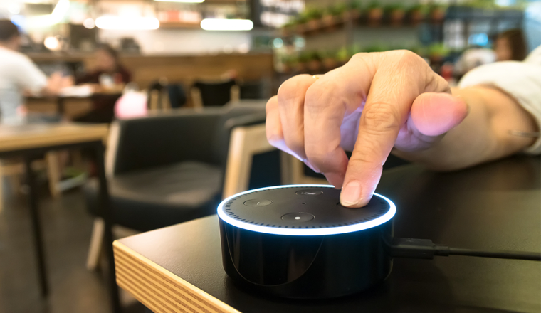 Alexa meets OroCommerce