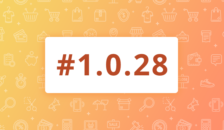 Maintenance Release for OroCommerce Enterprise Edition 1.0.28 Is Now Available