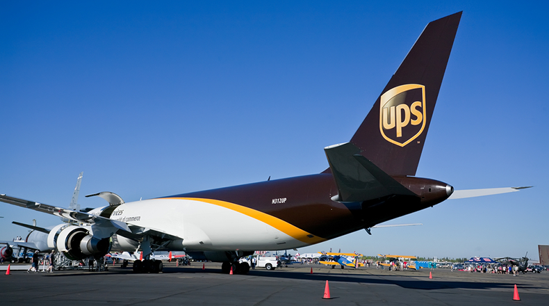 ups shipping for b2b ecommerce