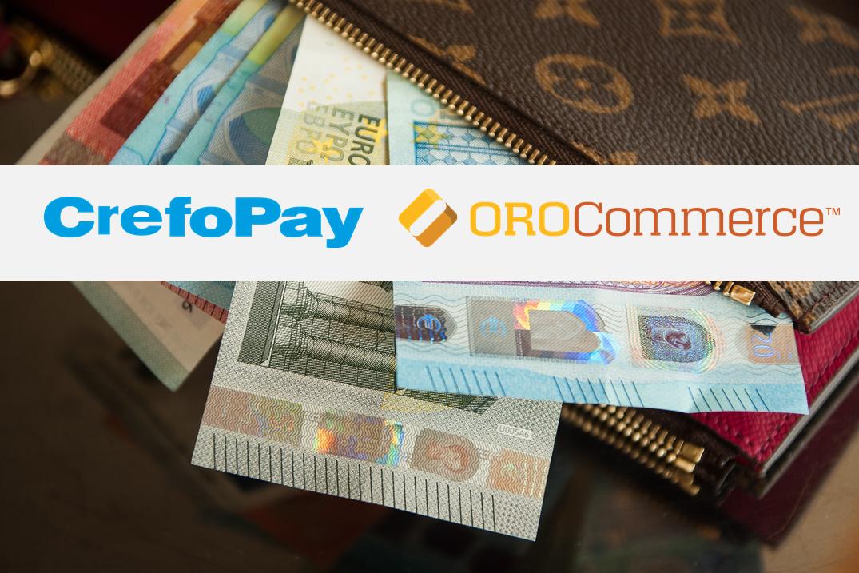 crefopay orocommerce partnership