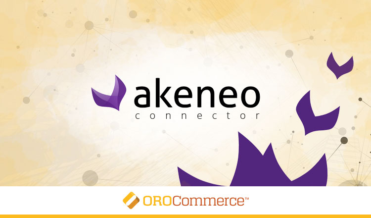 akeneo orocommerce integration
