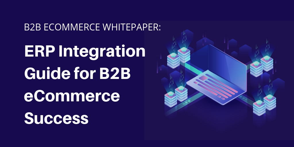 ERP Integration Guide for B2B eCommerce Success