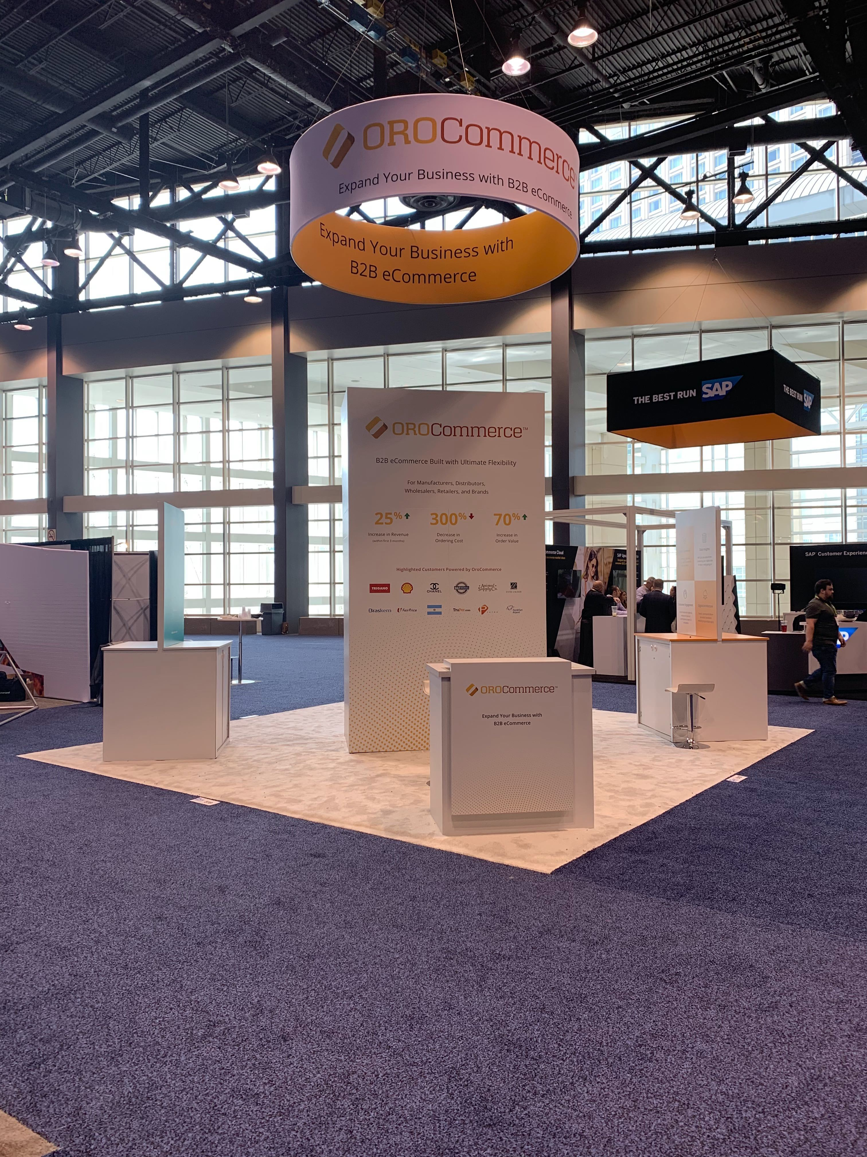 OroTeam at IRCE 2019 - 2