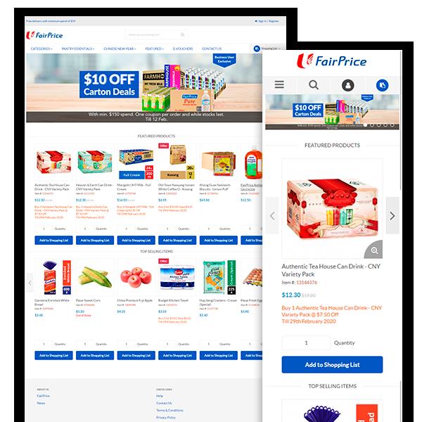 fairPrice-homepage