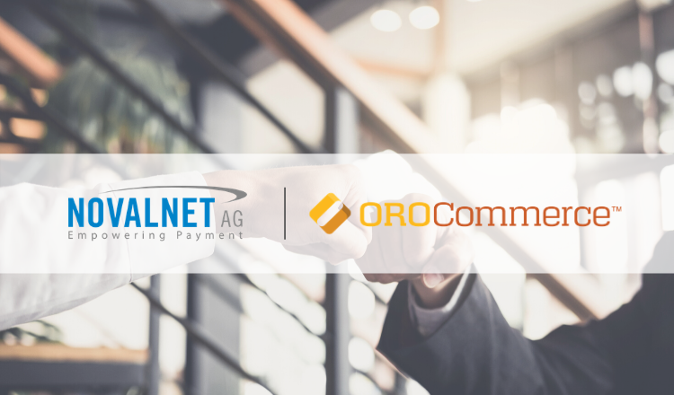 OroCommerce Novalnet partnership
