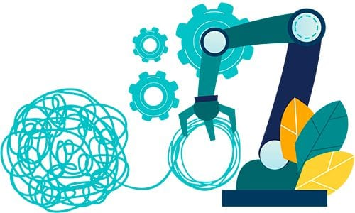 automation addresses challenges