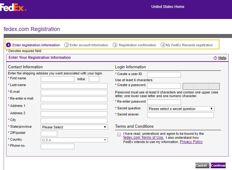FedEx Shipping Integration - OroCommerce