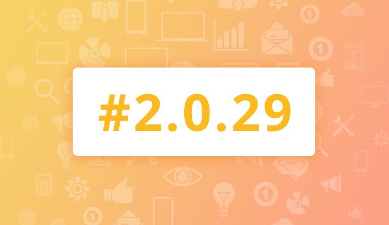 Maintenance Release for OroCRM Enterprise Edition 2.0.29 Is Now Available