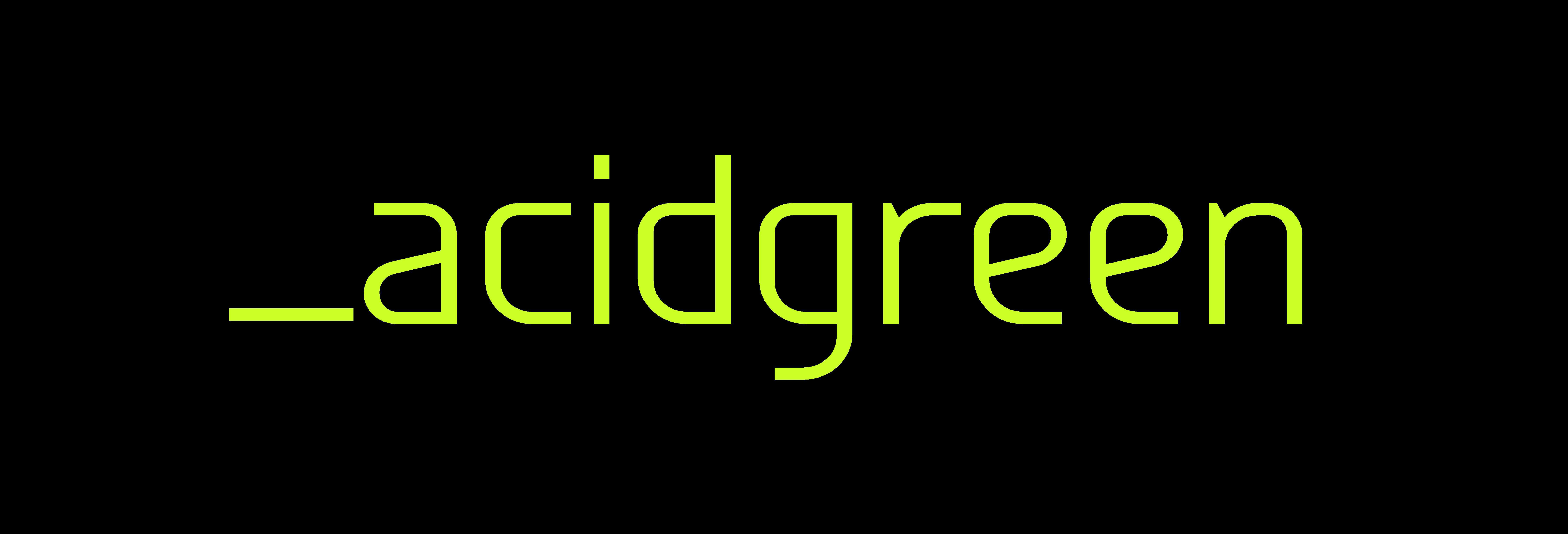 acidgreen - logo