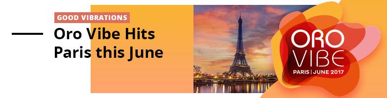 orovibe 2017 paris announcement