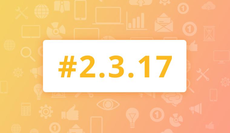 Maintenance Release for OroCRM Enterprise Edition 2.3.17