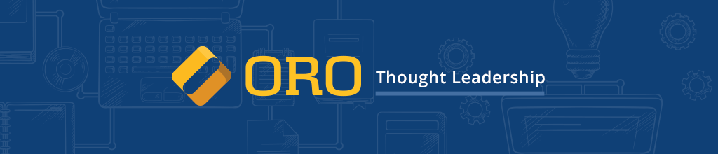 Oro Thought Leadership
