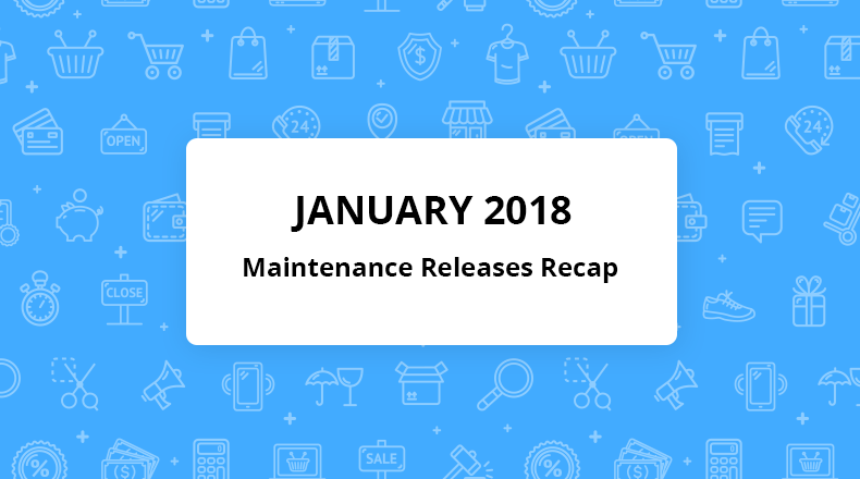 orocrm january maintenance releases recap
