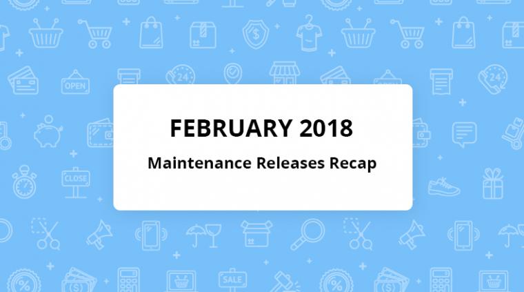 February OroCRM Maintenance Releases Recap