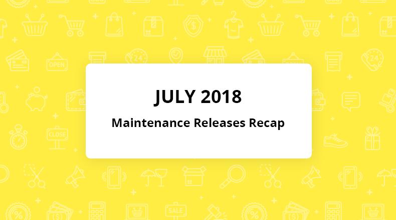 orocrm maintenance release