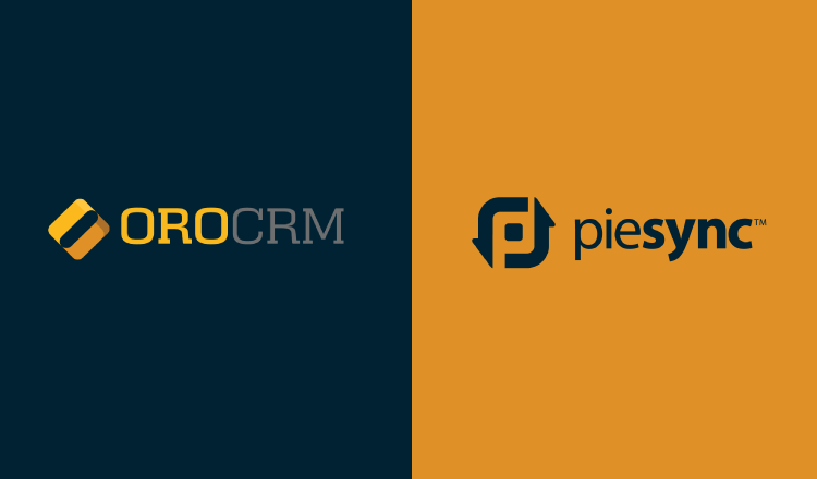 OroCRM and PieSync Integration