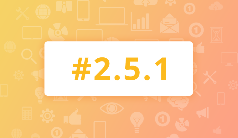 Maintenance Release for OroCRM Enterprise Edition 2.5.1