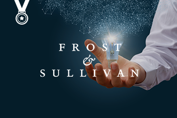 Most Innovative Product of the Year by Frost & Sullivan
