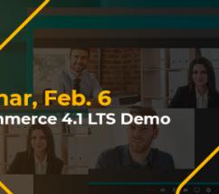 OroCommerce 4.1 LTS Demo